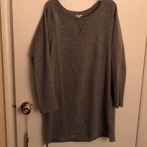 Merona Long Pullover Sweater with Pockets